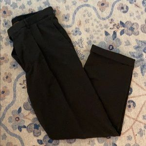 36 x 32 dark gray dress pants